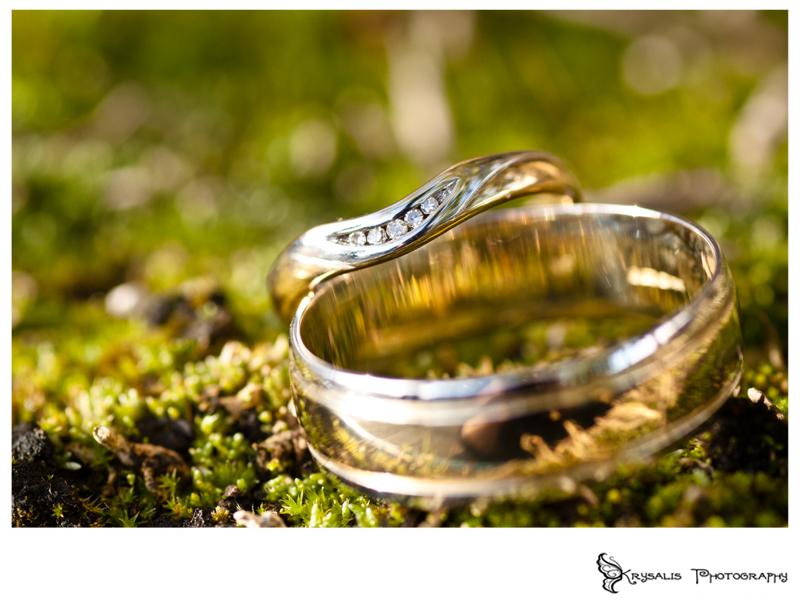 Wedding rings in Arundel
