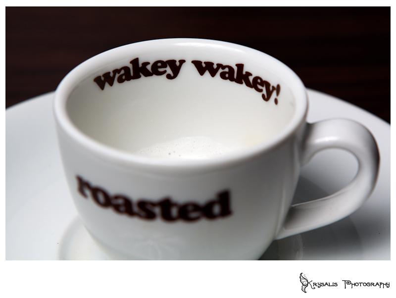Wakey Wakey - Roasted Coffee