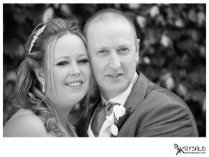 Bride & Groom - Black & White