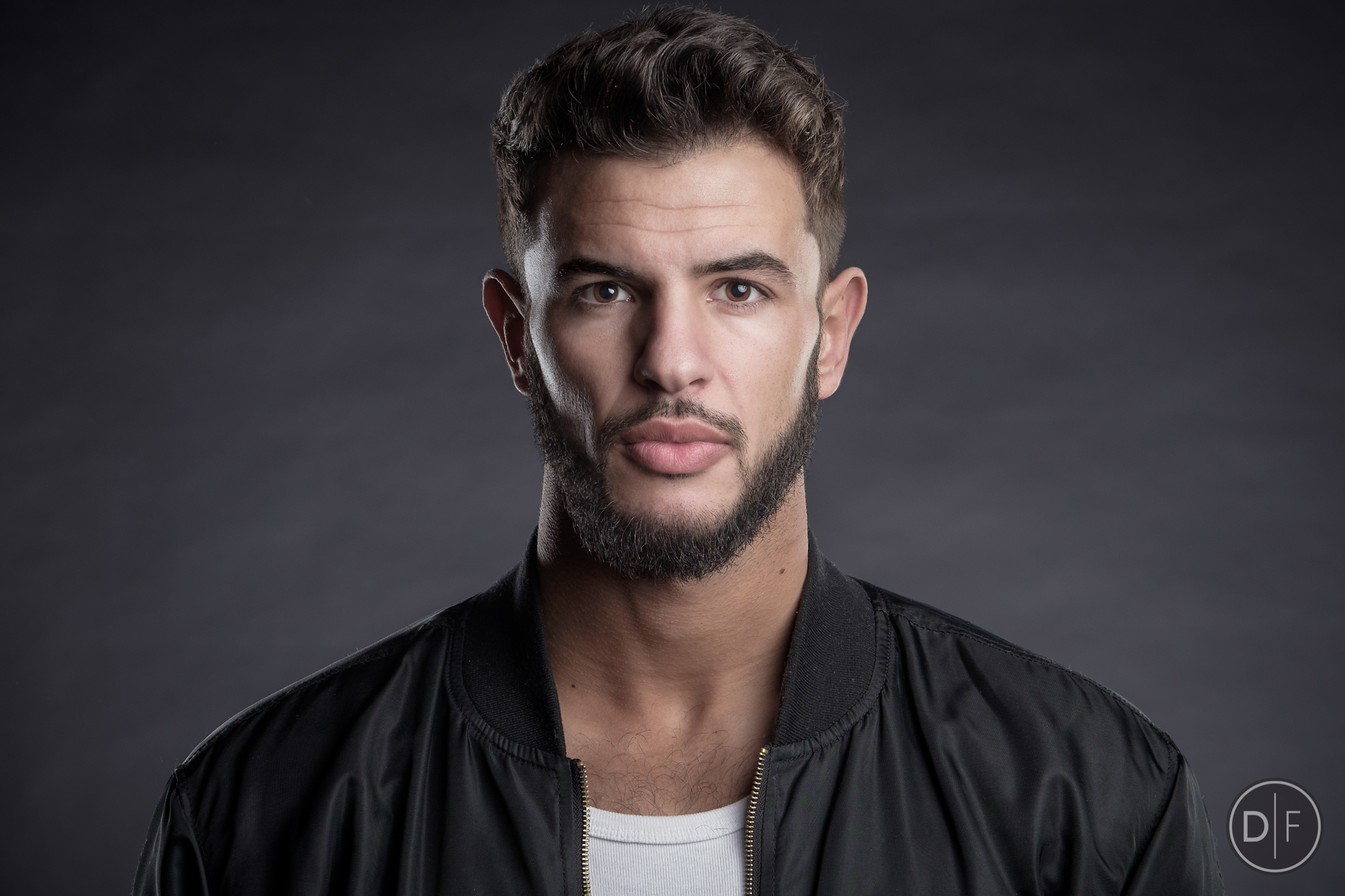 Male model Luis Young