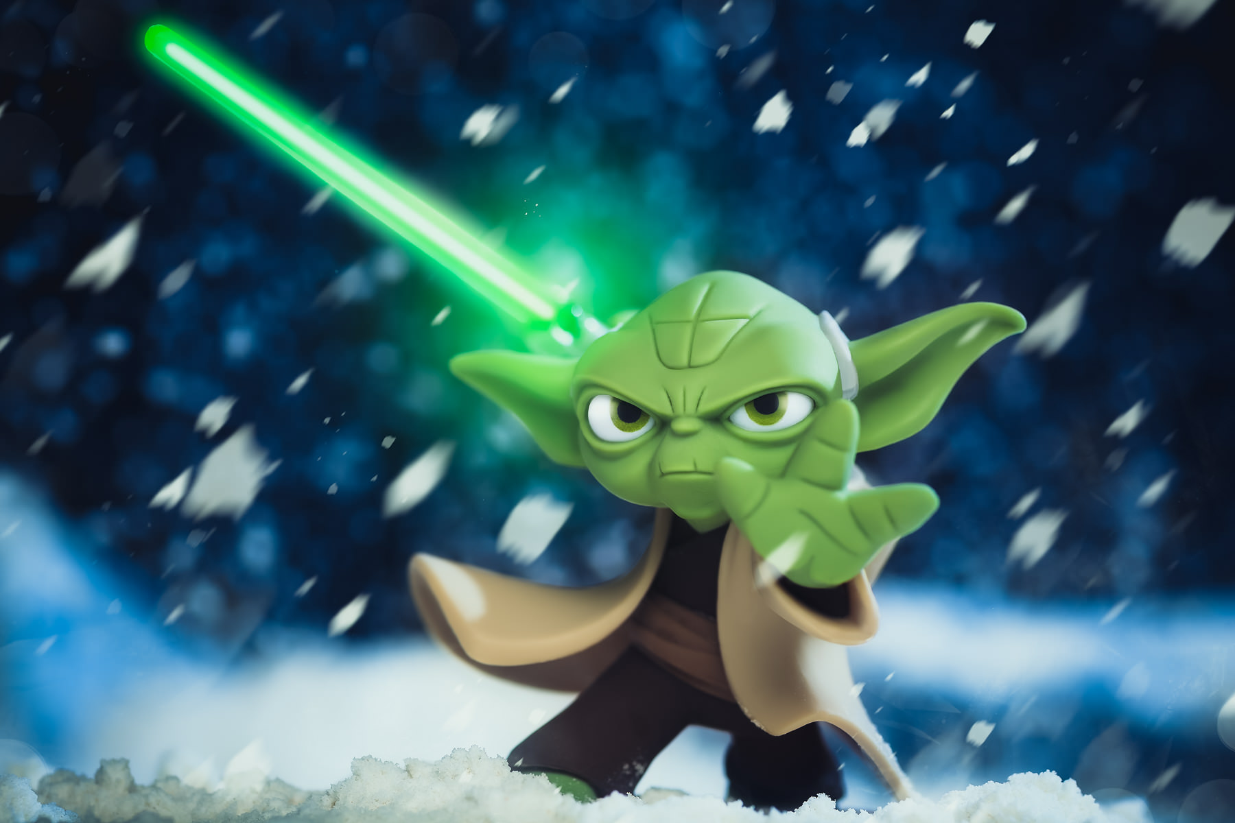 Disney Infinity Star Wars Yoda