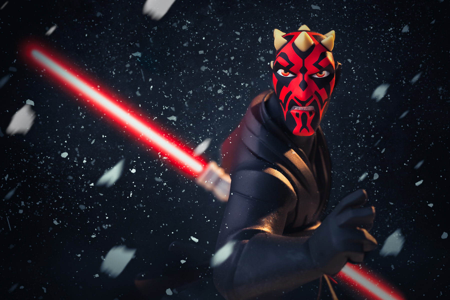 Disney Infinity Star Wars Darth Maul