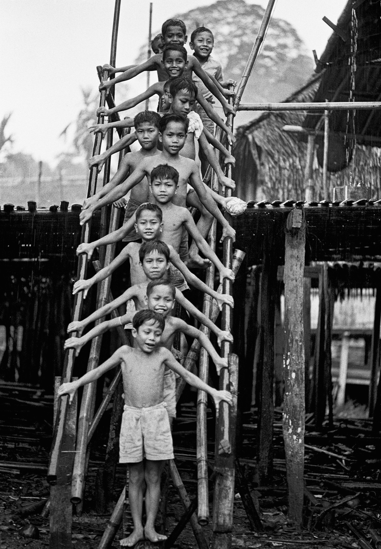 © Wanderlust - 60 Years of Images by Thomas Hoepker, to be published by teNeues in September 2014, www.teneues.com. MALAYSIA, 1964-73, Photo © 2014 Thomas Hoepker/Magnum Photos. All rights reserved.