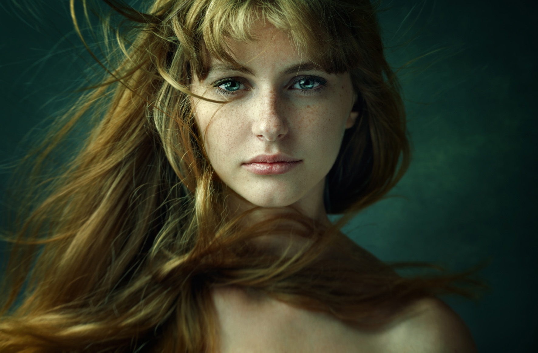 Photo © Image by Dmitry Ageev, Hasselblad Master 2014: Portrait,  http://www.hasselblad.com/masters-2014--.aspx