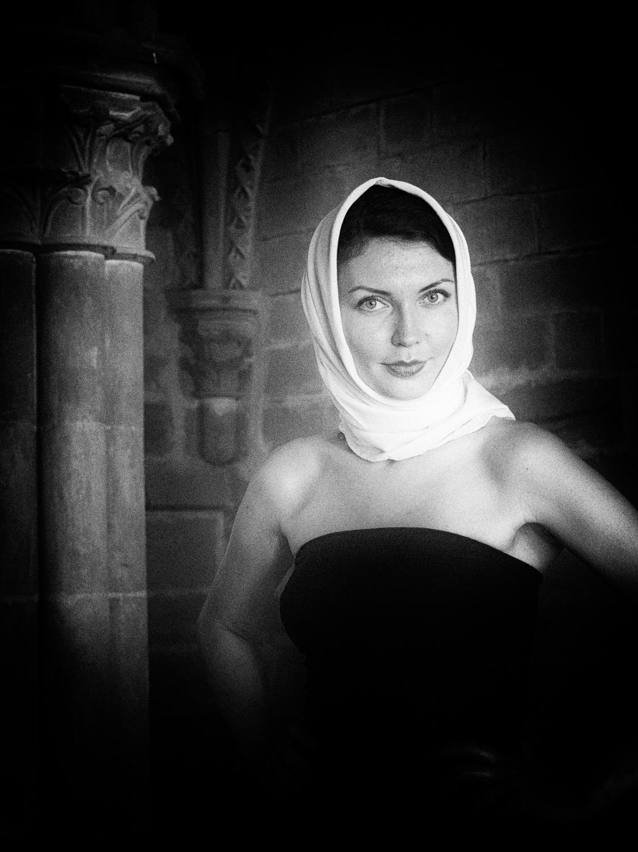 Lena Silk by Eric Berger - Monasterio del Rueda Spain