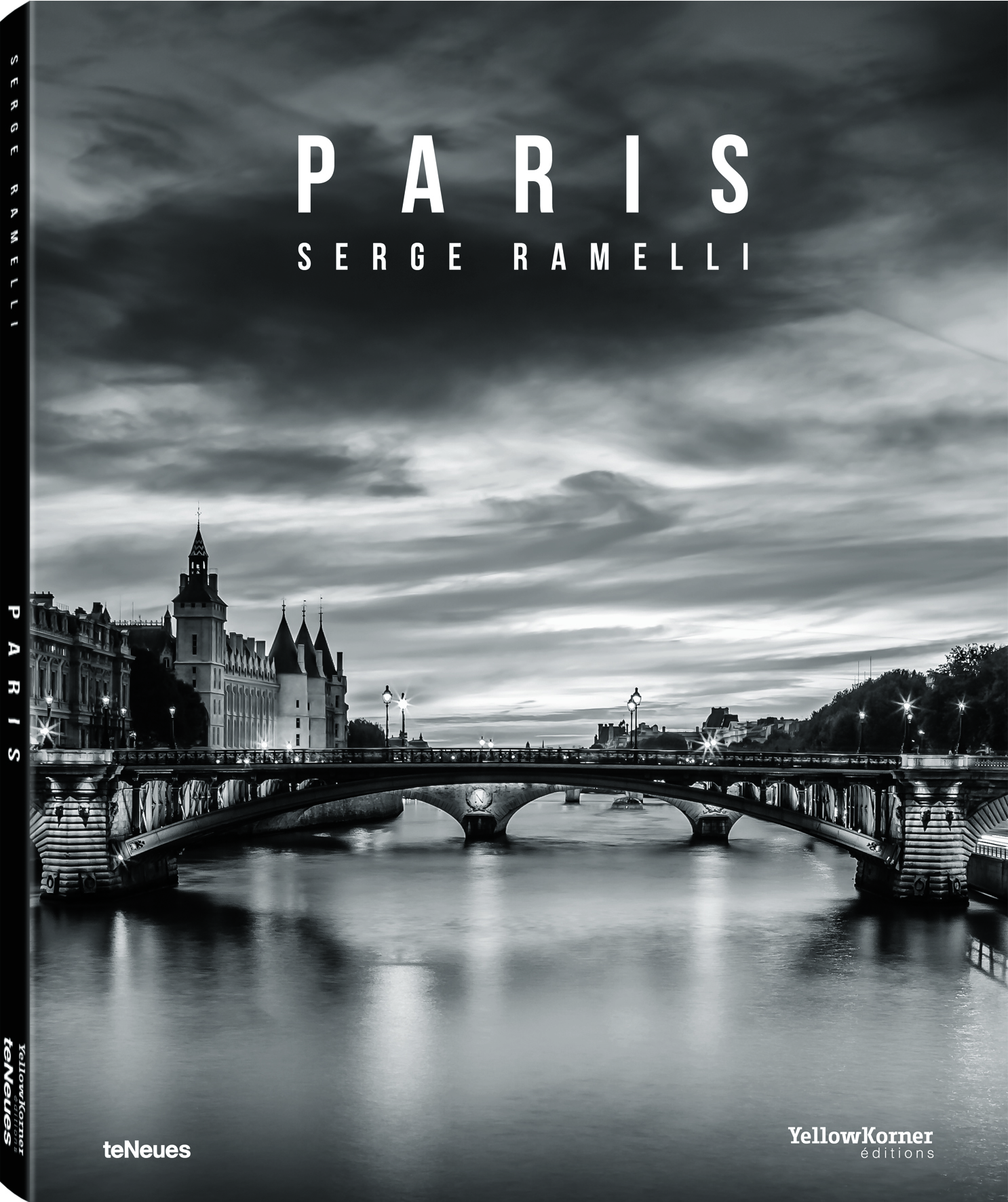 © Paris by Serge Ramelli, to be published by teNeues in March 2015, € 59,90,  www.teneues.com  .  CONCIERGERIE,  Photo © 2015 Serge Ramelli and YellowKorner. All rights reserved.