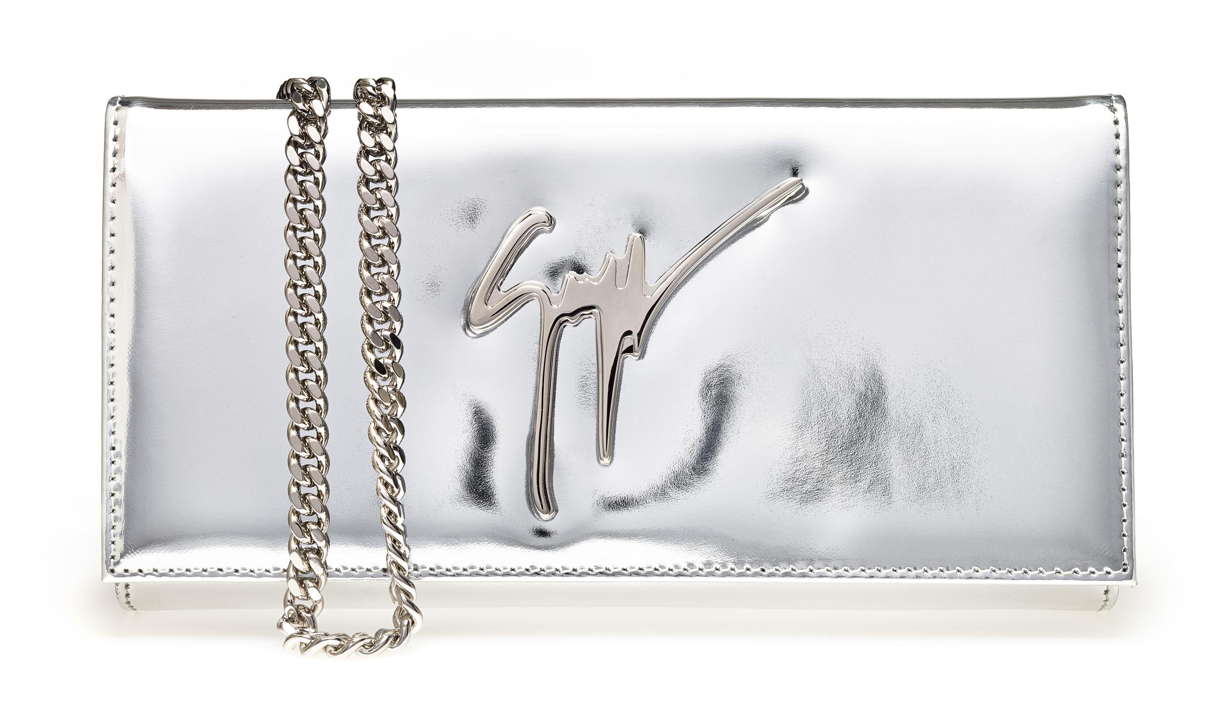 P & K Freisteller FS 2015 Giuseppe Zanotti Tasche 595 EUR