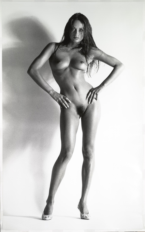 Helmut Newton Big Nude XI, Verina, 1993 Albertina, Wien