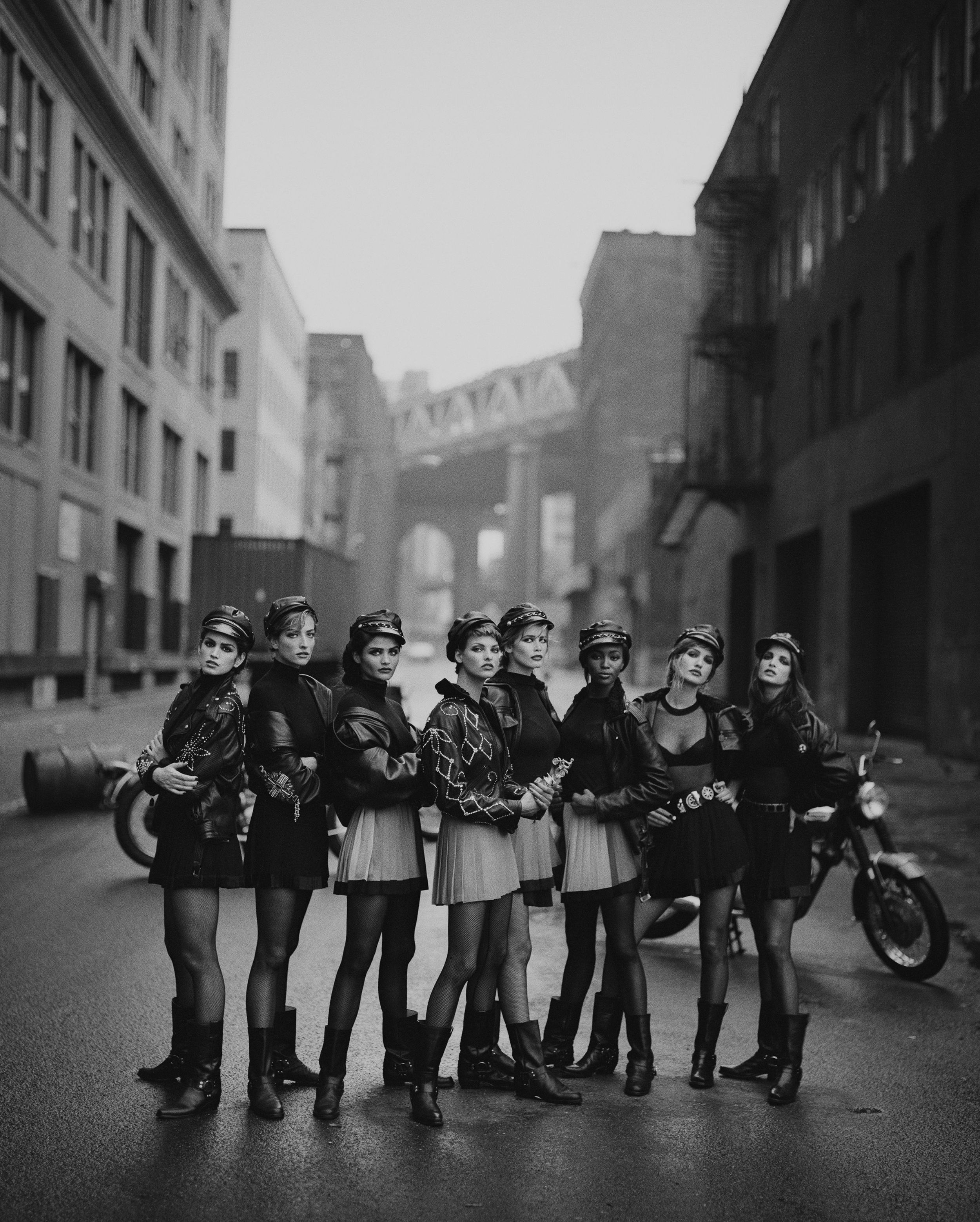copyright by Peter Lindbergh
