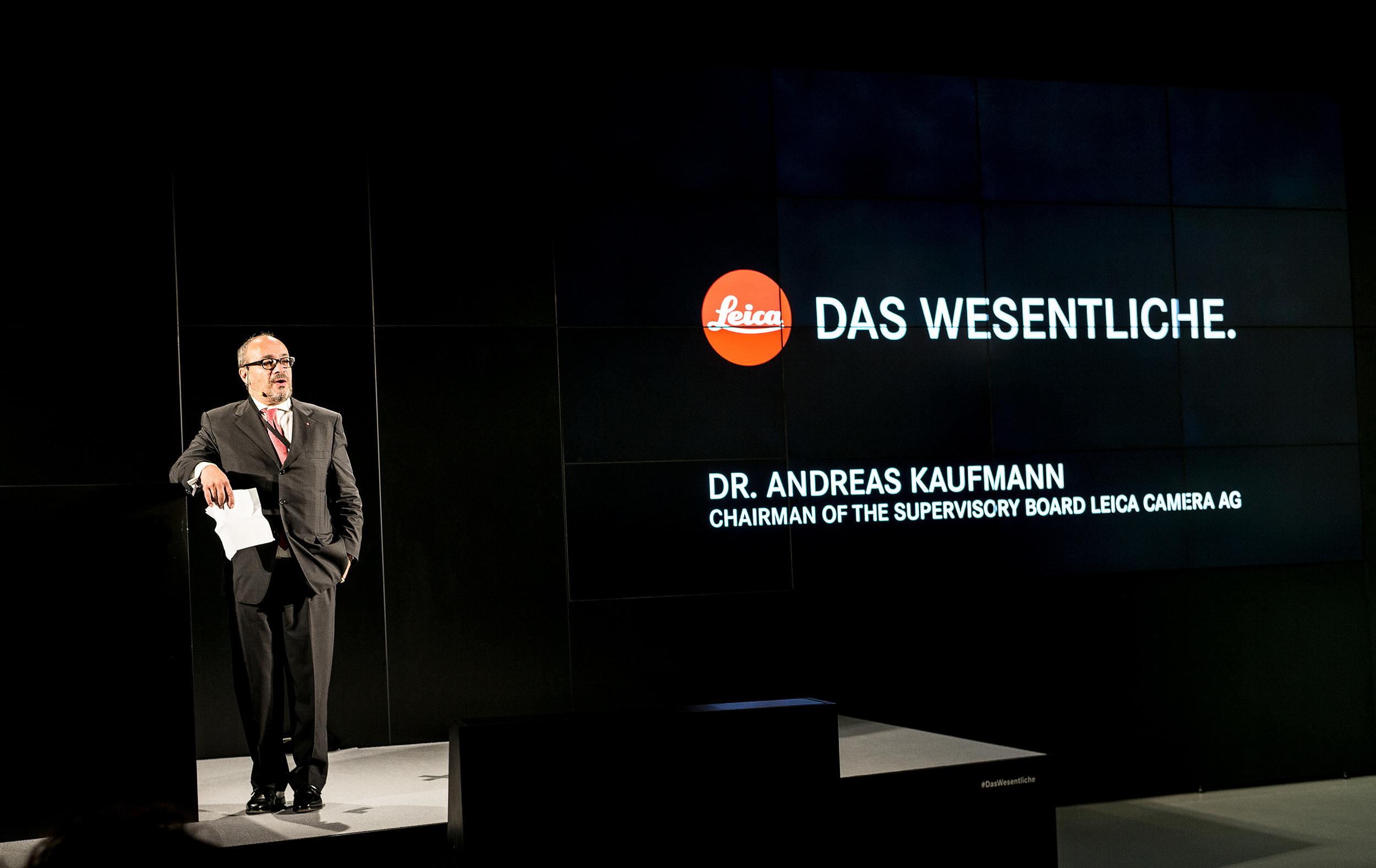Dr. Kaufmann