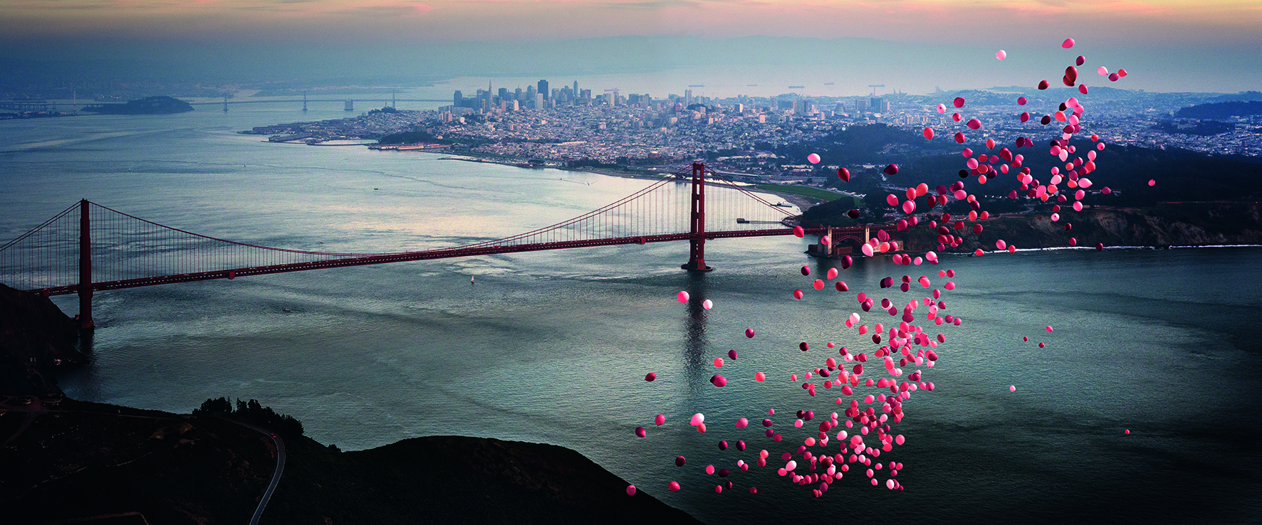 BALLONS OVER SAN FRANCISCO, 2016   Photo © 2016 David Drebin. All rights reserved.   www.daviddrebin.com