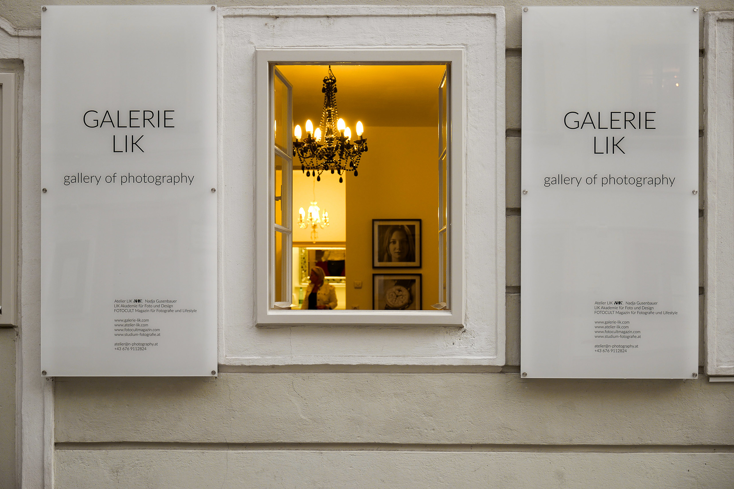 Galerie LIK am Spittelberg Wien