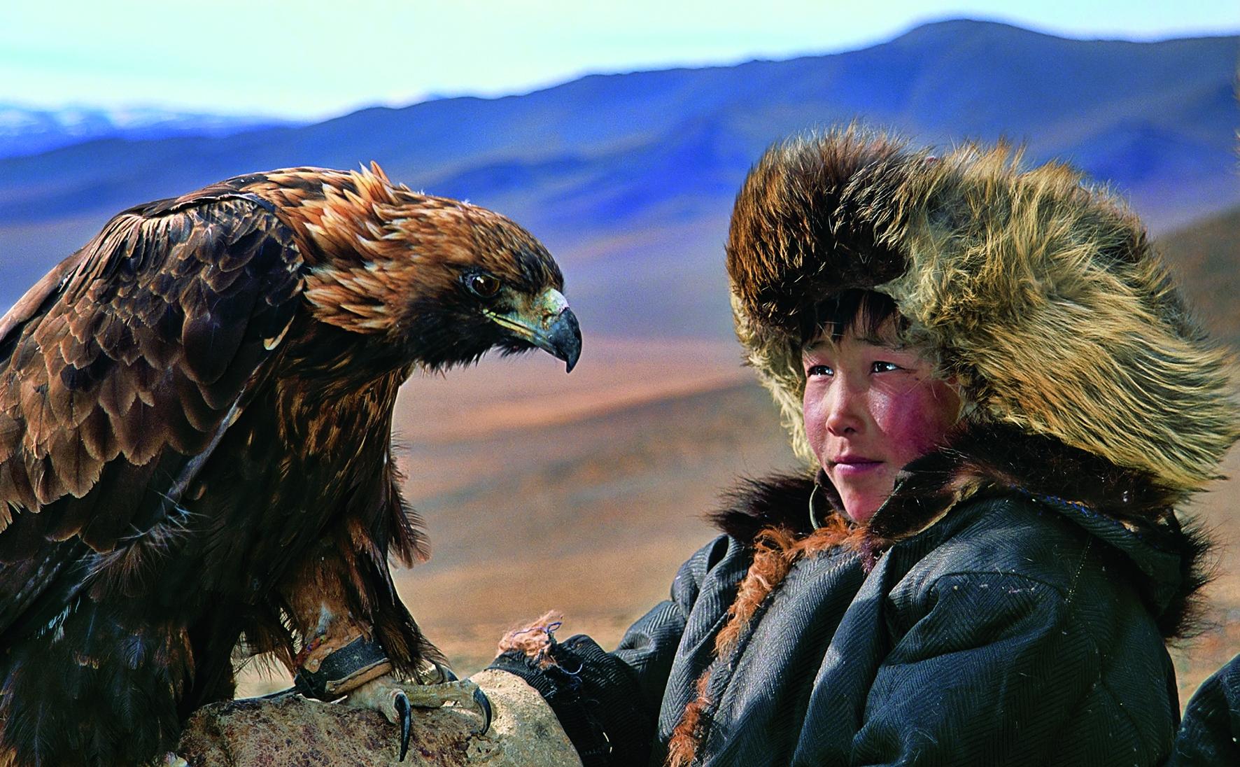 Balapan, Deloun Highlands, Olgii Province, Mongolia, 2001   Photo © 2016 Hamid Sardar. All rights reserved.  www.hamidsardarphoto.com