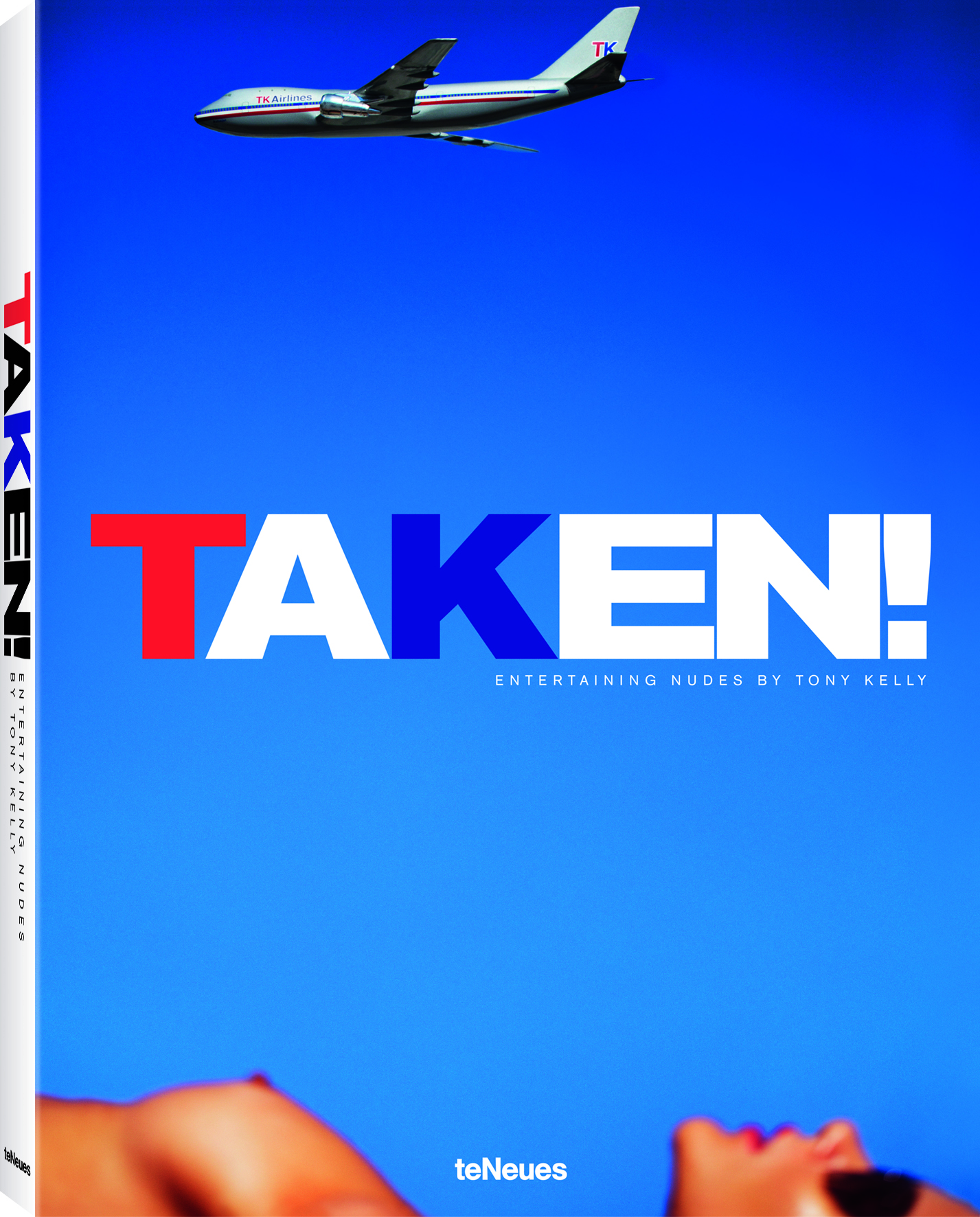 © Taken! Entertaining Nudes by Tony Kelly, to be published by teNeues in September 2016, € 49,90, www.teneues.com, Flight 3 Downtown LA, Los Angeles, 2016, Photo © 2016 Tony Kelly. All rights reserved. www.tonykellyphotography.com