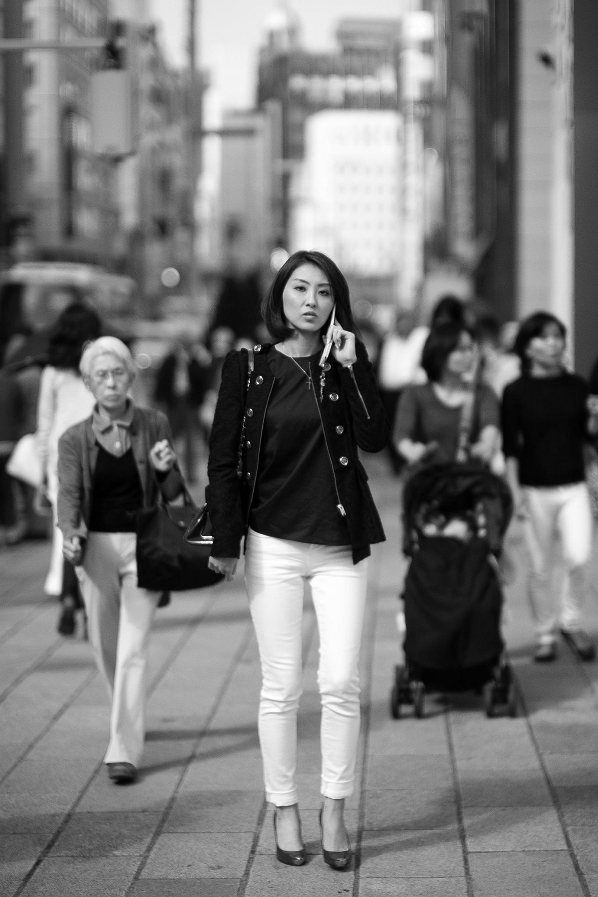 © Mark Strachan_Shopper Ginza Japan 2014 NOCTI with M240