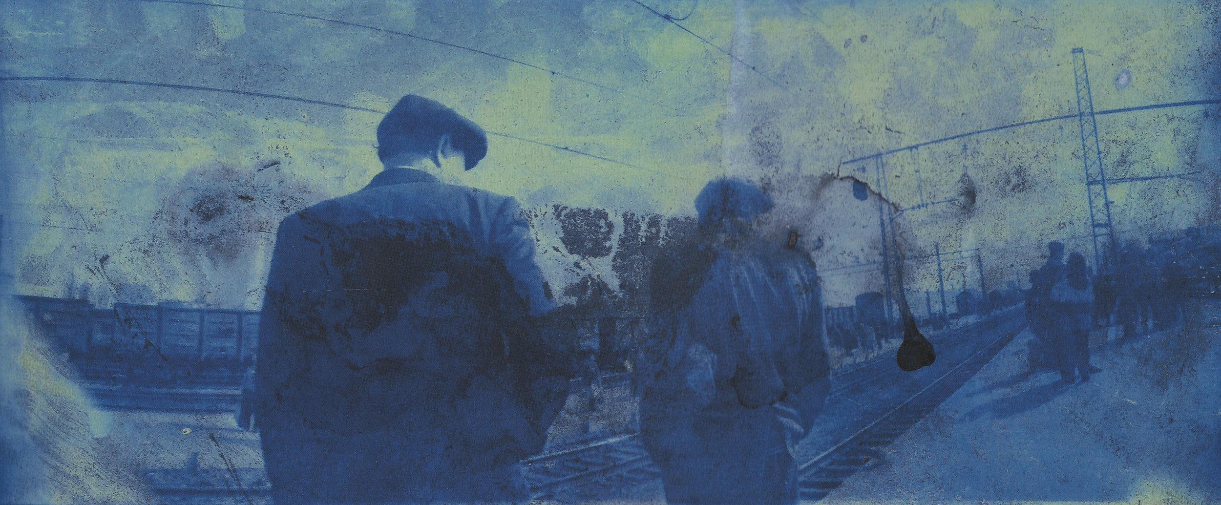 """Boris Mikhailov Ohne Titel (aus der Serie """"In der Dämmerung""""), 1993 Albertina, Dauerleihgabe der Österreichischen Ludwig-Stiftung für Kunst und Wissenschaft © Bildrecht, Wien, 2016"""