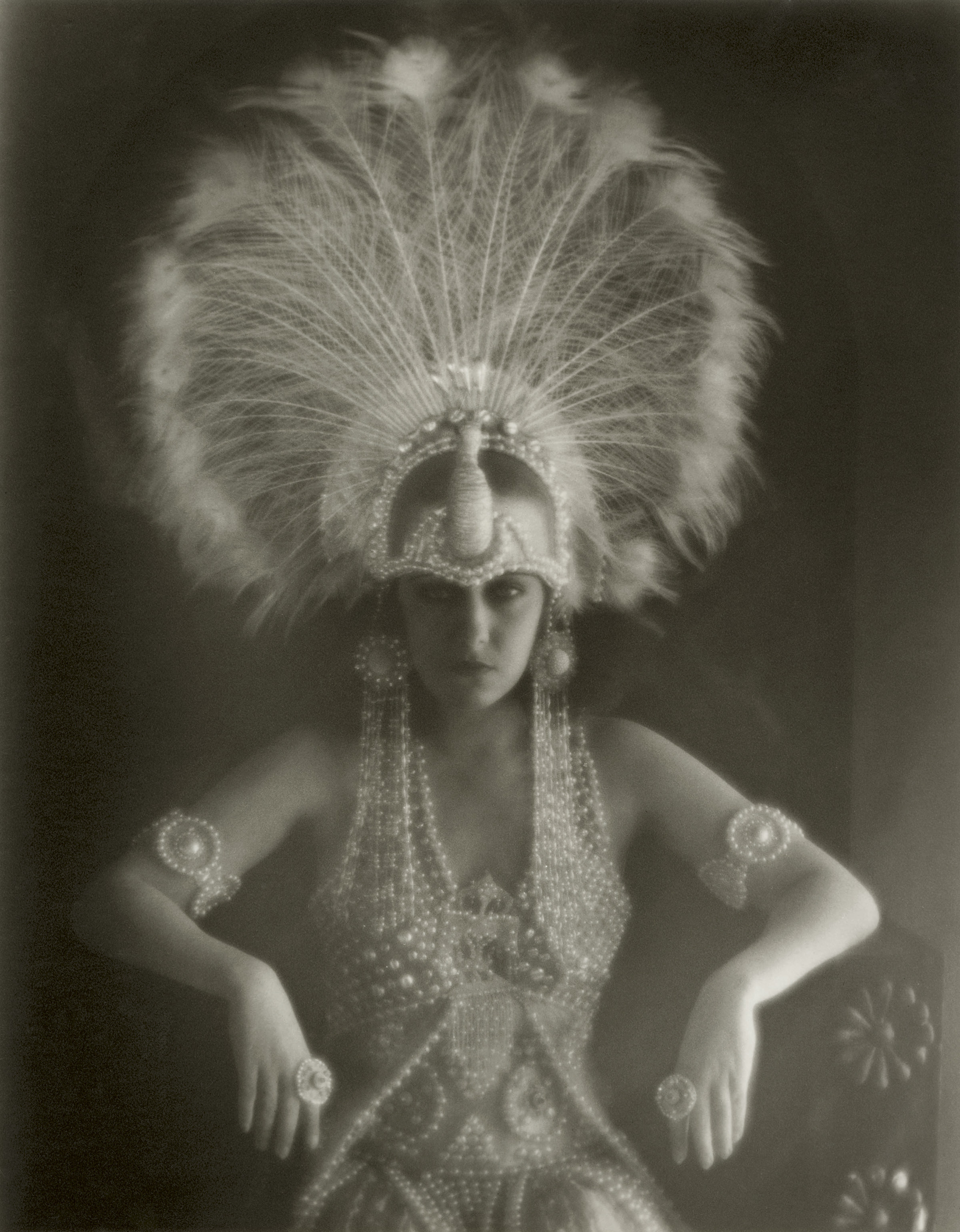 Karl Struss Gloria Swanson in Male and Female, Regie: Cecil B. DeMille, 1919 © The John Kobal Foundation