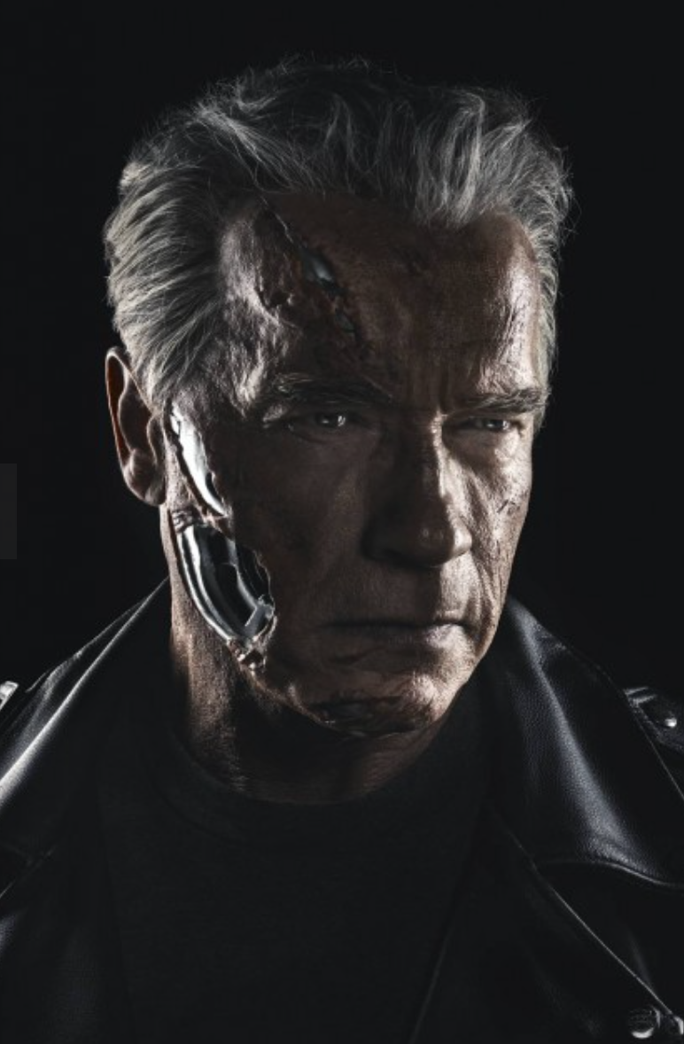 ARNOLD SCHWARZENEGGER, Actor, Former Governor of California and Body Builder, On set Terminator Genisys, New Orleans, Louisiana, 2015     Photo © 2016 Marco Grob. All rights reserved.