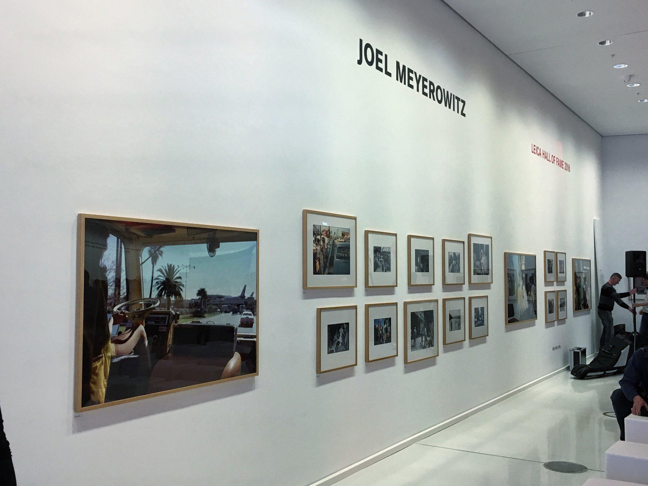 Leica Hall of Fame Joel Meyerowitz