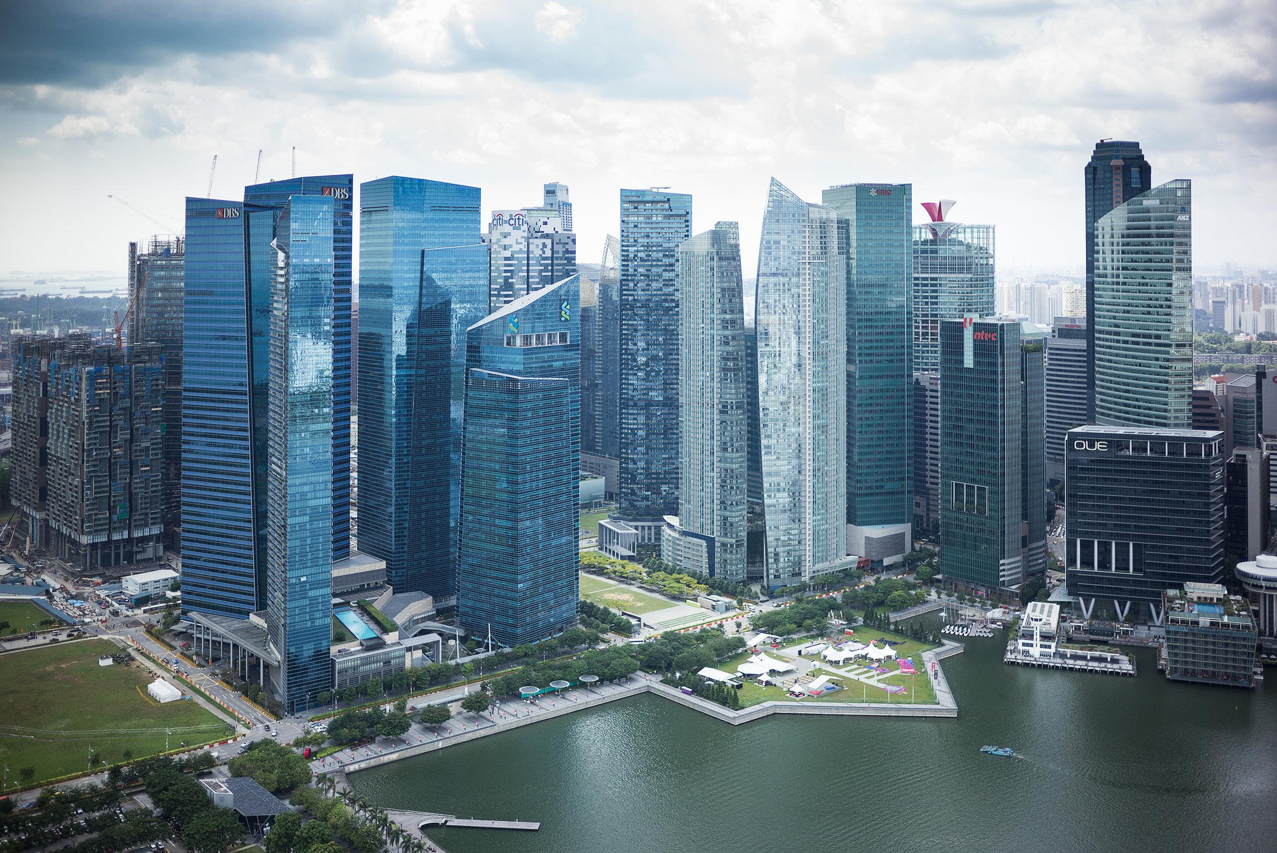 Singapur by Eric Berger - Leica MP