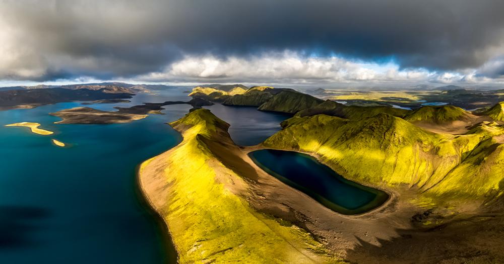 Lake Langisjór - Iceland, 2016  Photo © 2017 Stefan Forster.All rights reserved. www.stefanforster.com