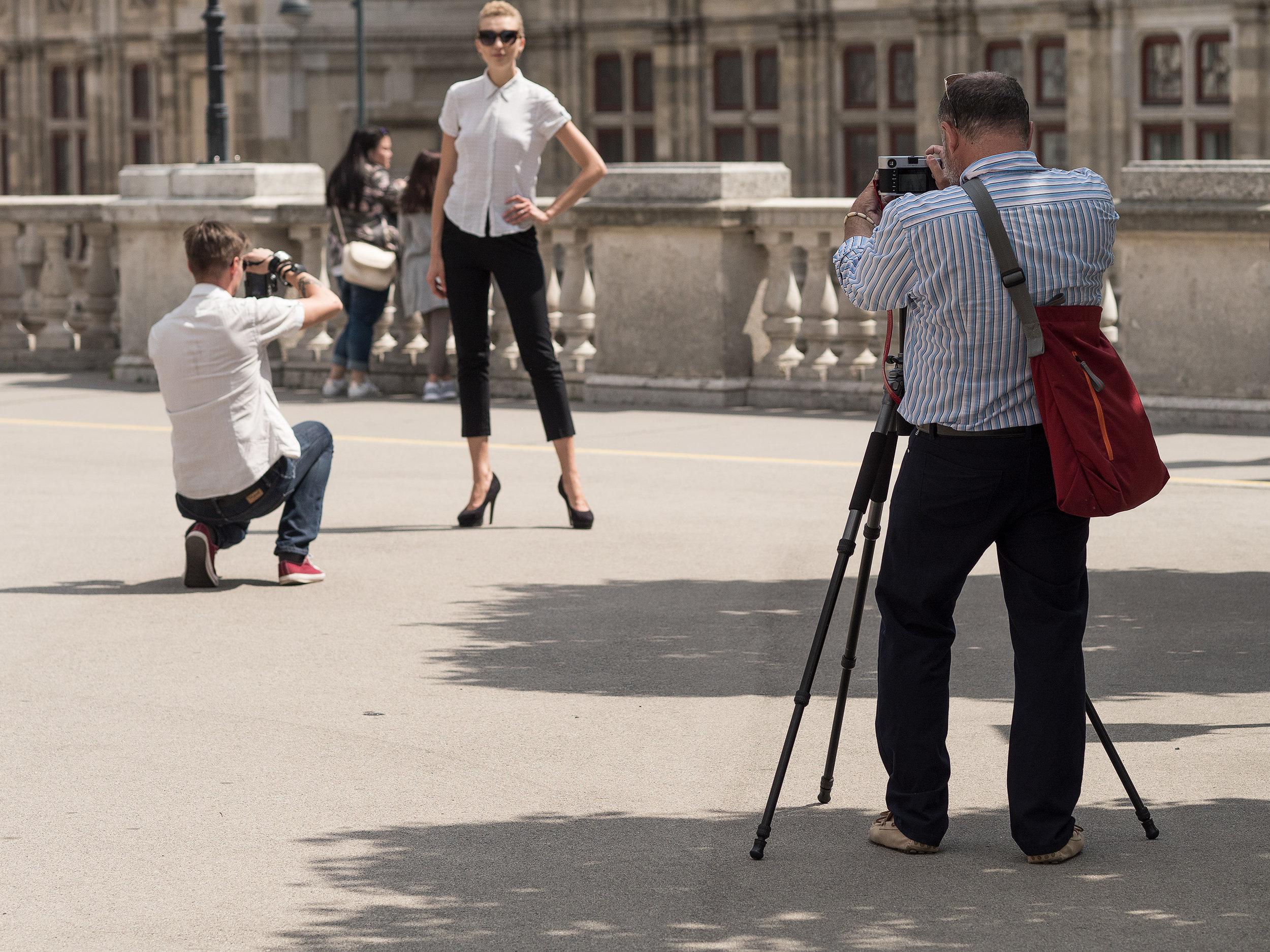 Digitales Filmen - FÜR FOTOGRAFEN/INNEN