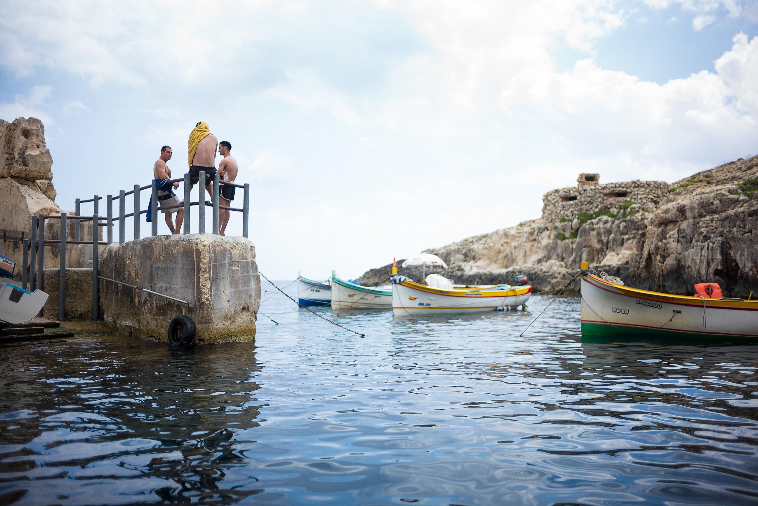 Malta 2017 by Eric Berger