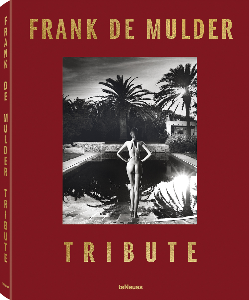 © TRIBUTE by Frank De Mulder, published by teNeues, € 79,90,  www.teneues.com ,  At The Pool II,  Photo © 2017 Frank De Mulder. All rights reserved.
