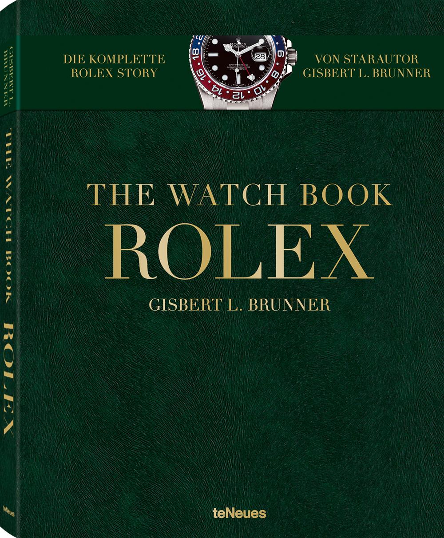 © THE WATCH BOOK ROLEX von Gisbert L. Brunner, erschienen bei teNeues, € 59,90, www.teneues.com. Photo © Courtesy of Rolex