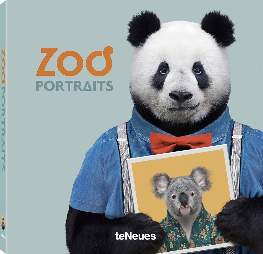 © ZOO PORTRAITS von Yago Partal, erschienen bei teNeues, € 19,90, www.teneues.com