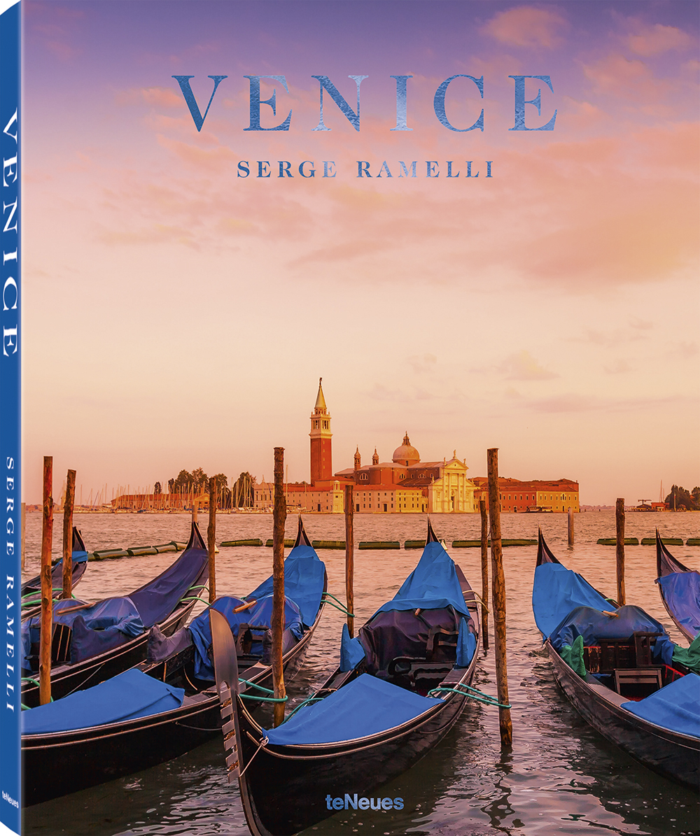 © VENICE by Serge Ramelli, to be published by teNeues in October 2017, € 59,90, www.teneues.com , Riva degli schiavoni, View of San Giorgio church, Photo © 2017 Serge Ramelli. All rights reserved.
