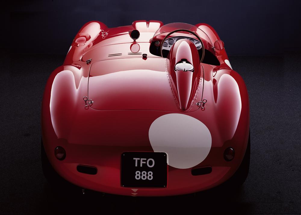 FERRARI 250 GT BERLINETTA TDF, 1956   Photo © Michel Zumbrunn