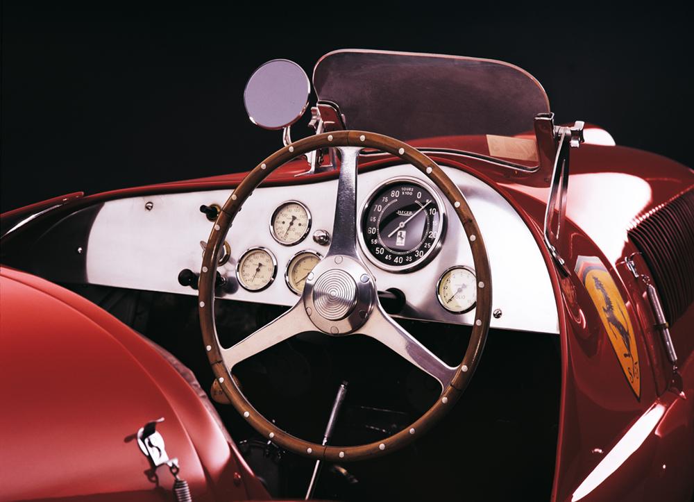 FERRARI 166 SPYDER CORSA, 1948  Photo © Michel Zumbrunn