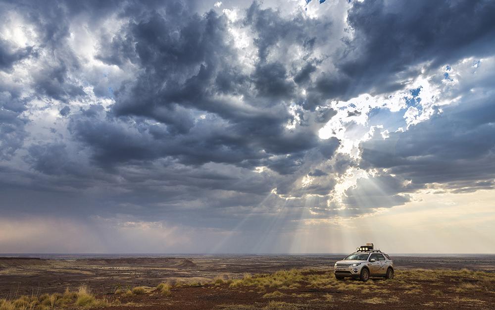 Australia  Photo © Jaguar Land Rover Deutschland GmbH, photo: Alexander Seger