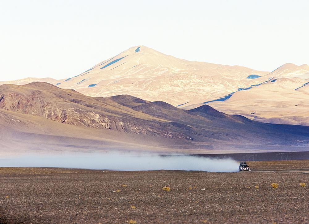 Argentina  Photo © Jaguar Land Rover Deutschland GmbH, photo: Craig Pusey