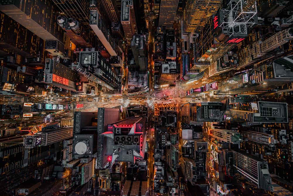 Times Square, Manhattan  Photo © Ivan Meneses