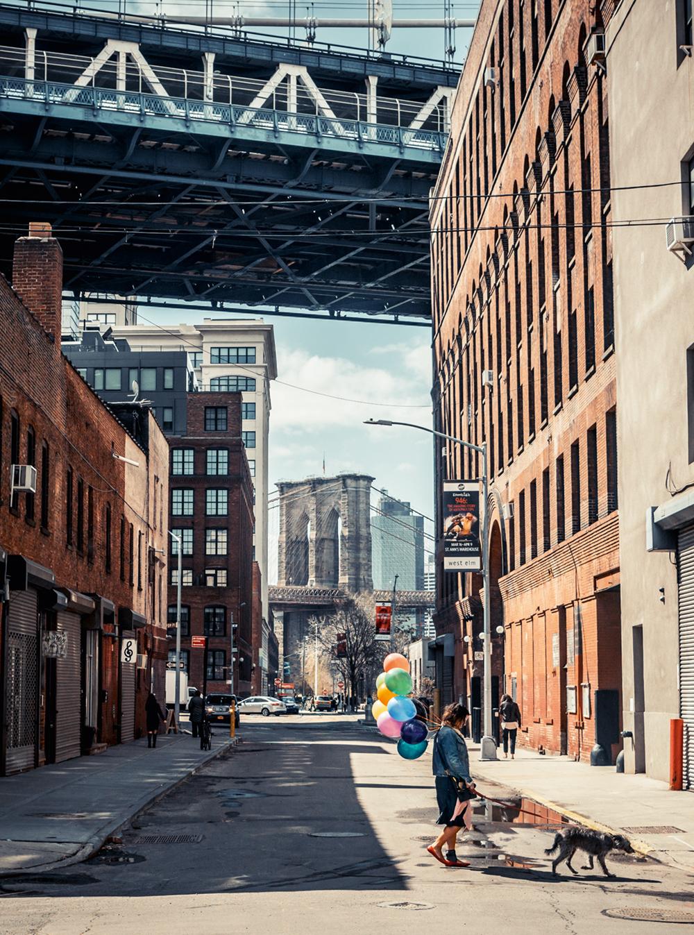 Dumbo, Brooklyn  Photo © Stijn Hoekstra