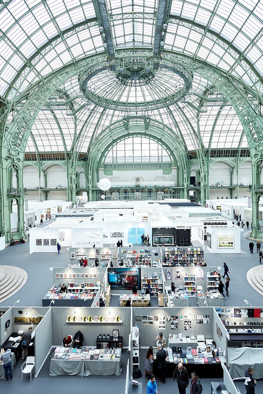 Paris Photo 2017 - Grand Palais  2017  © Florent Drillon