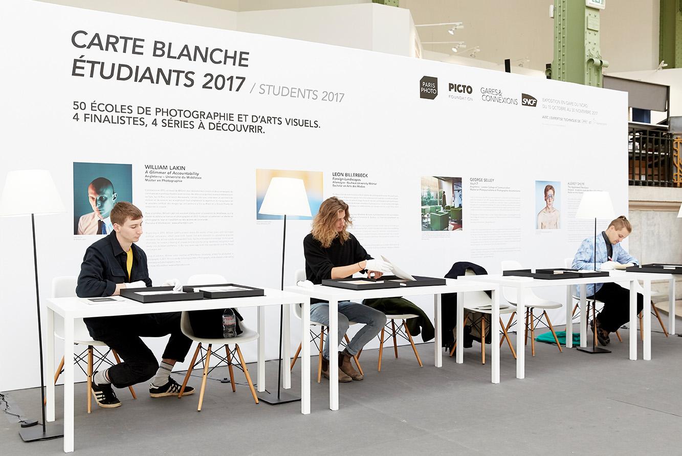 Carte Blanche  2017  © Florent Drillon