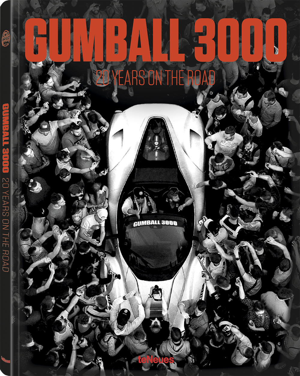 © Gumball 3000 - 20 Years on the Road, published by teNeues, € 80 www.teneues.com , Photo © Sabin Stanescu