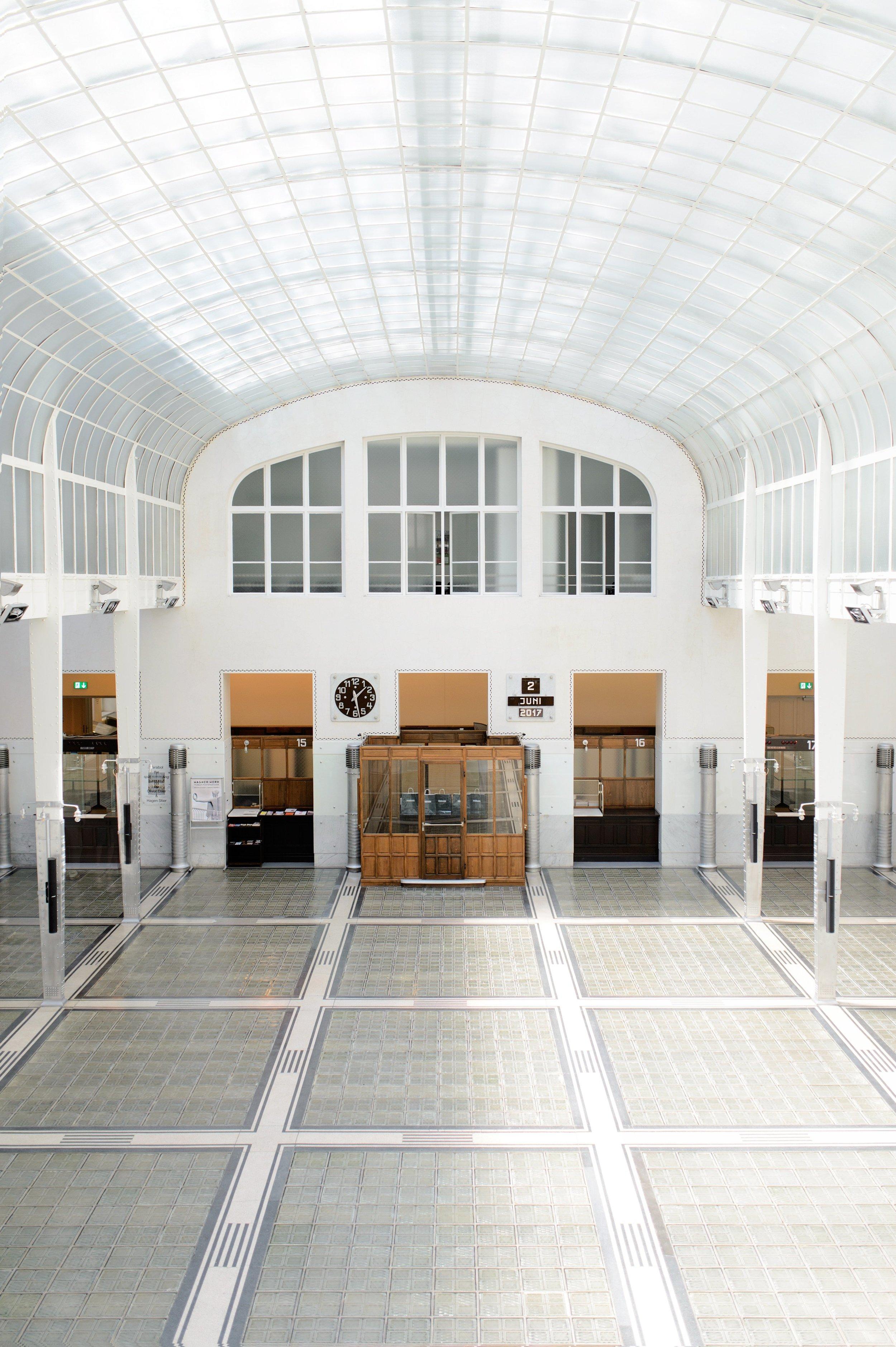 Postsparkassengebäude von Otto Wagner © SIGNA / Stefan Seelig