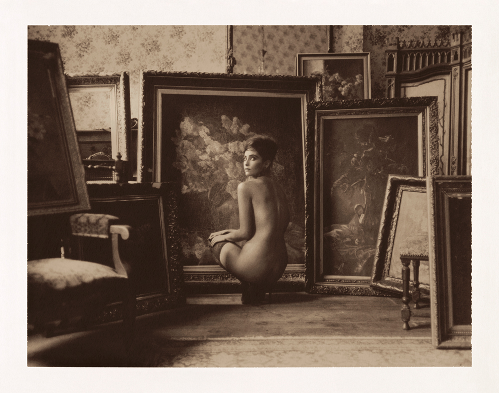 Garden of Paintings  Photo © 2019 Marc Lagrange. All rights reserved.