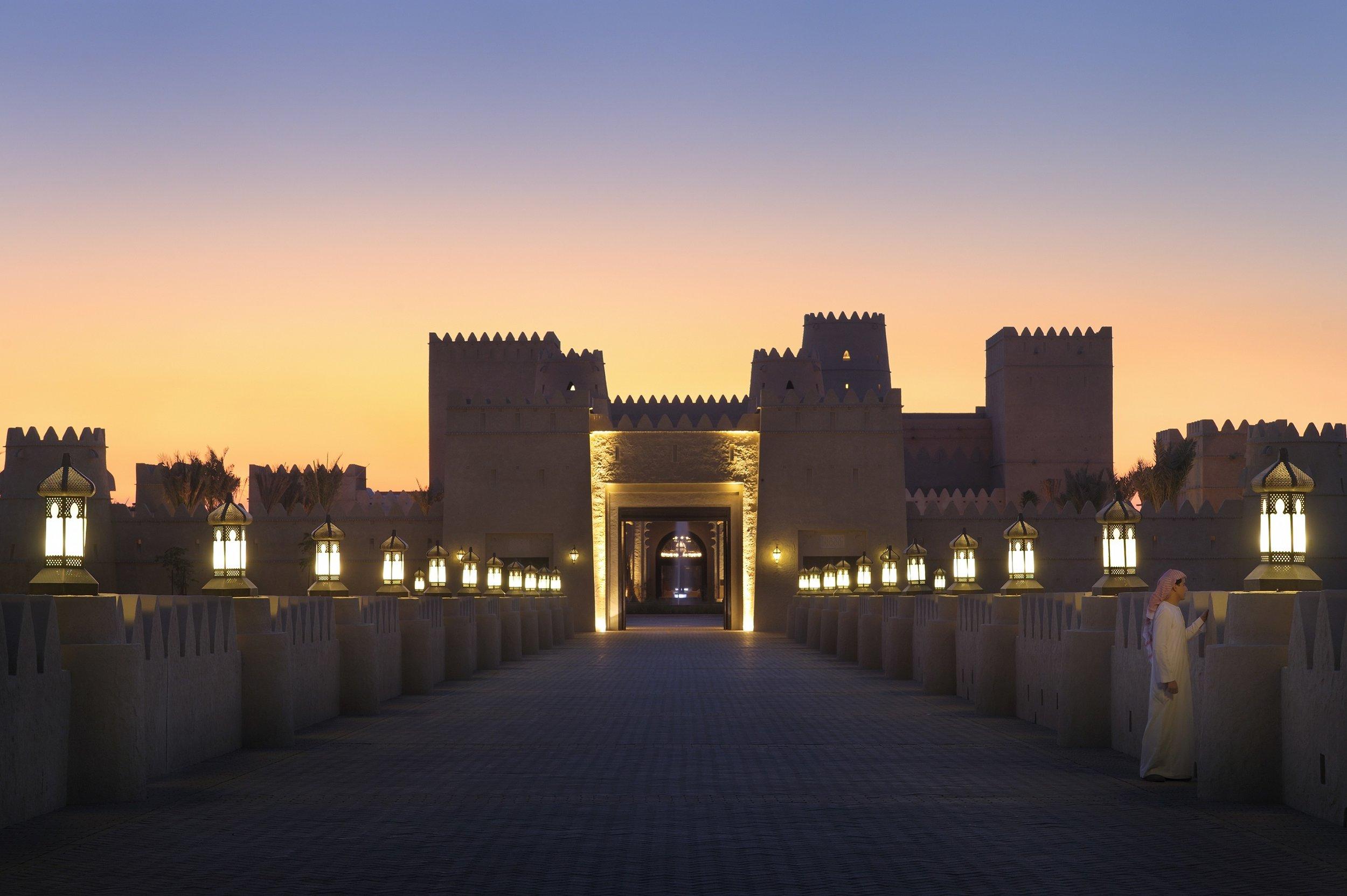 Qasr Al Sarab Desert Resort by Anantara (c) DCT Abu Dhabi