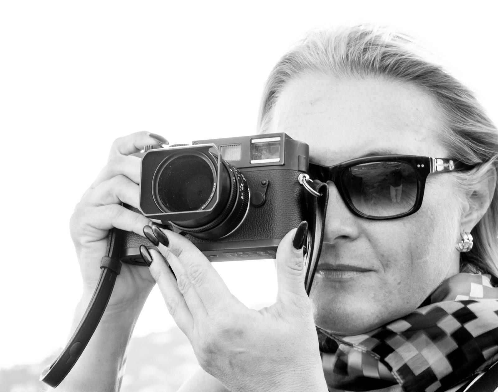 FOTOCULT Herausgeberin Nadja Gusenbauer