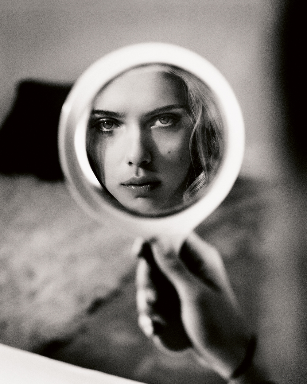Scarlett Johansson, New York  Photo © Vincent Peters. All rights reserved.