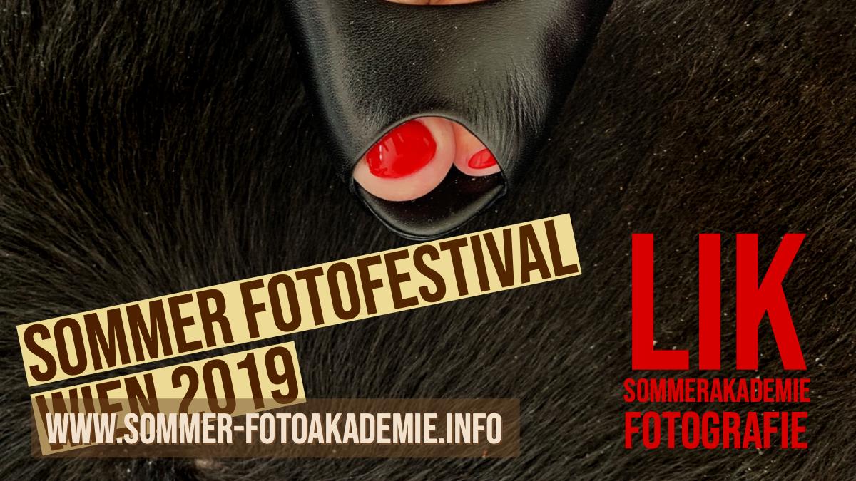 Sommer - Fotofestival Wien