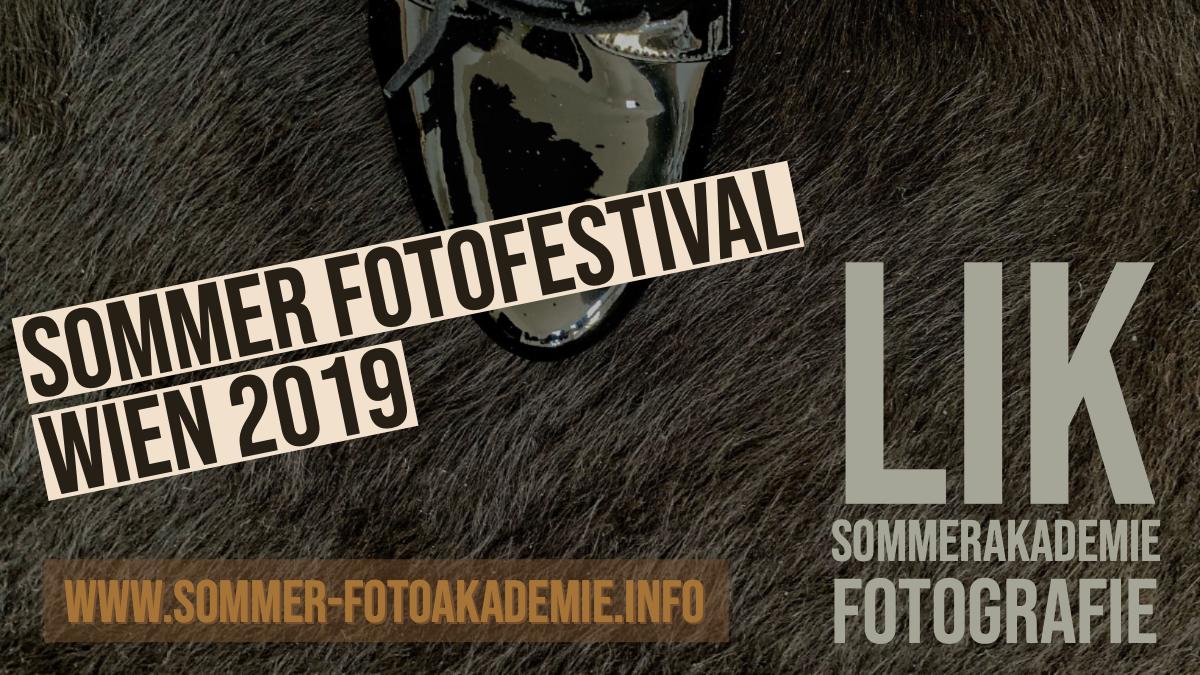 Sommer Fotofestival - Wien
