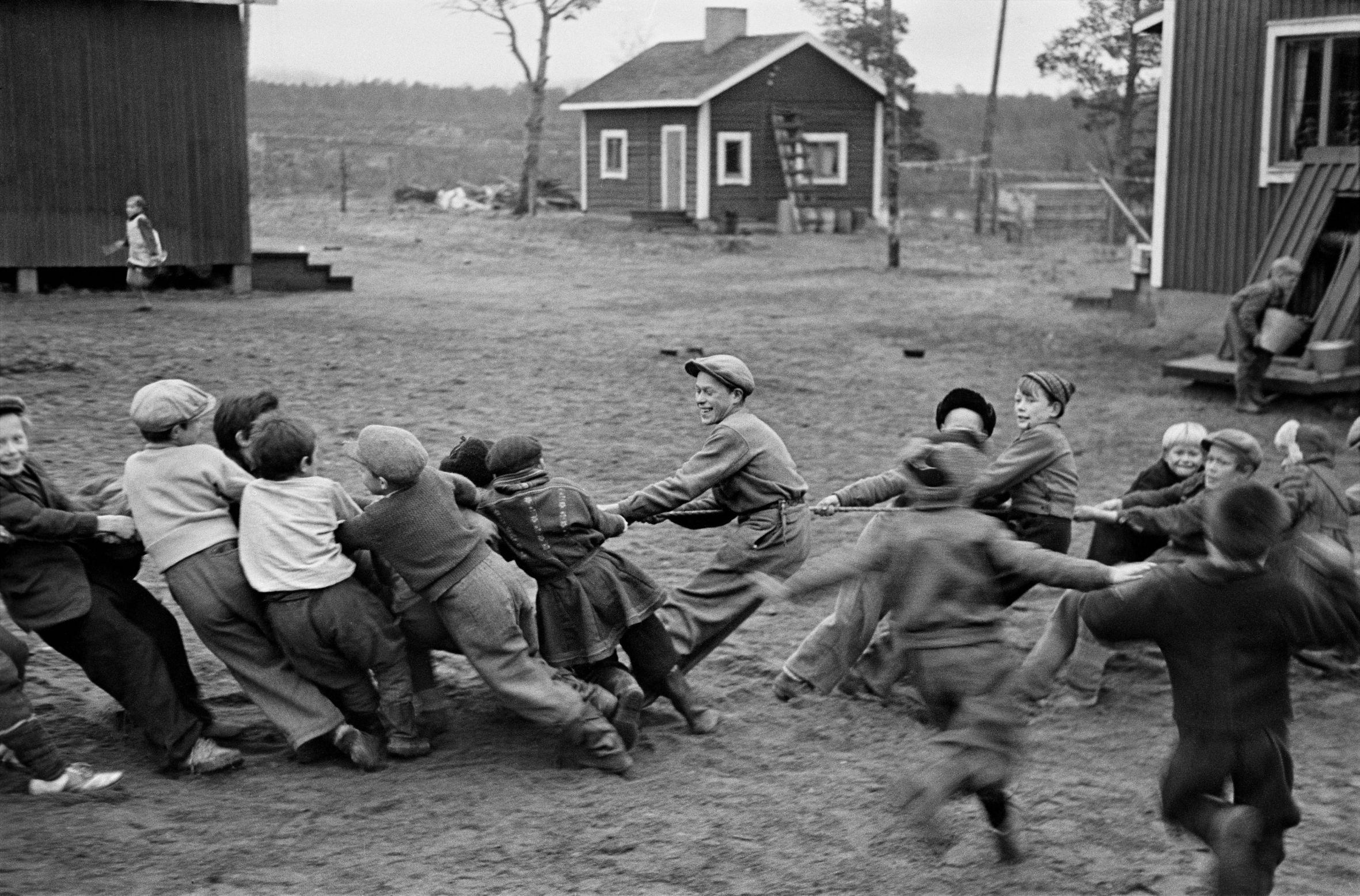Finland. Naarva. 1948 © Werner Bischof _ Magnum Photos 2019