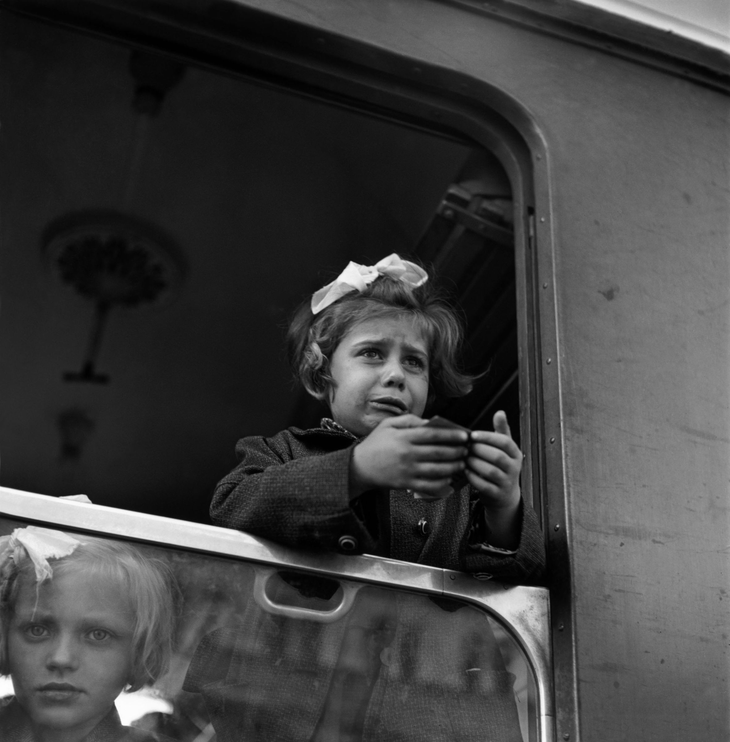 Hungary. Budapest. 1947 © Werner Bischof_ Magnum Photos 2019