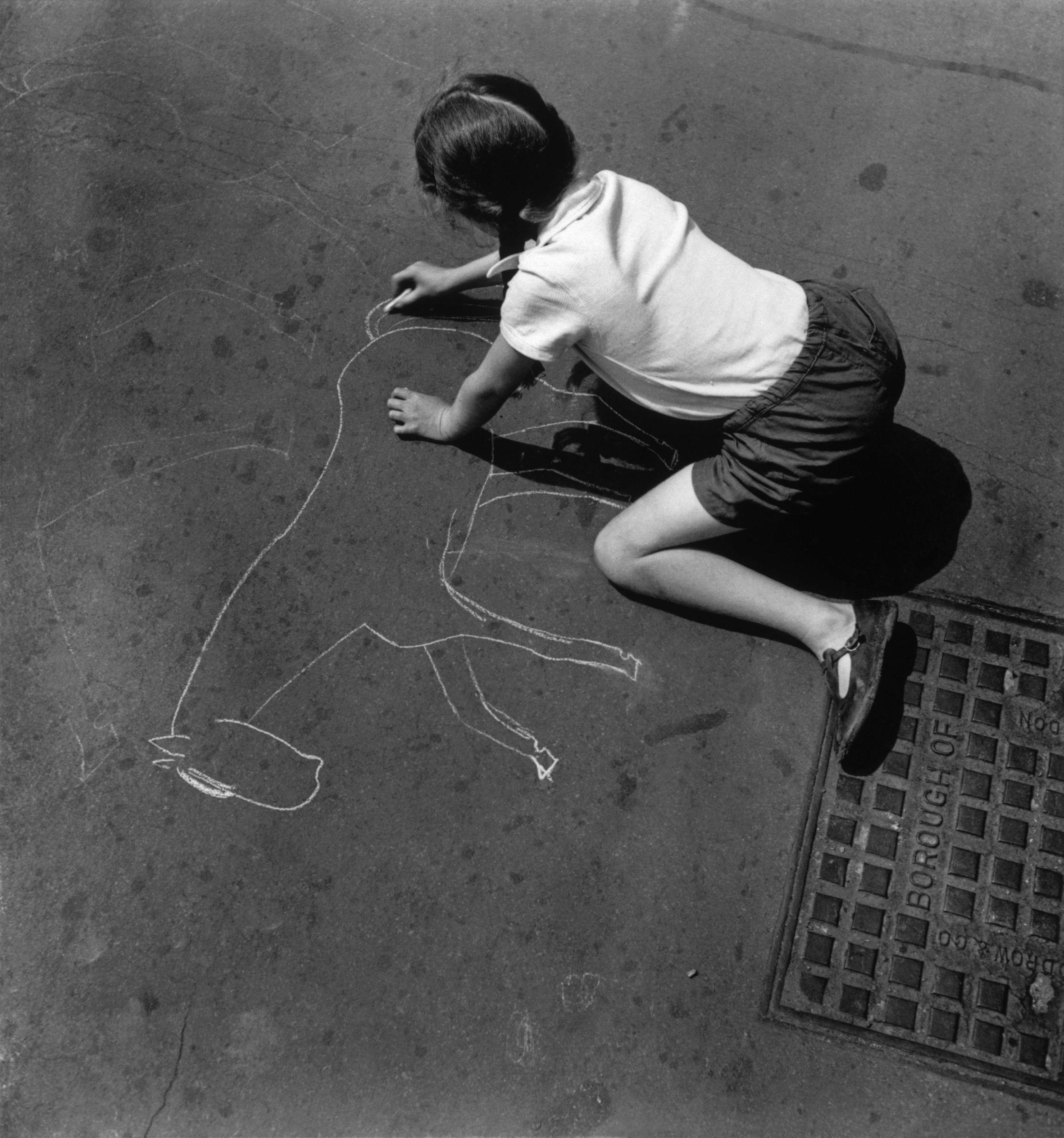 UK. England. London. 1949 © Werner Bischof_ Magnum Photos 2019